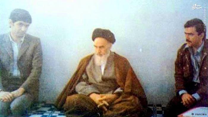 خاطره امام از ملاقاتش با منافقین+عکس