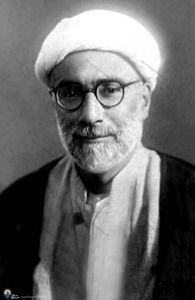آیت الله شیخ حسین لنکرانی مشهور به مرد دین و سیاست