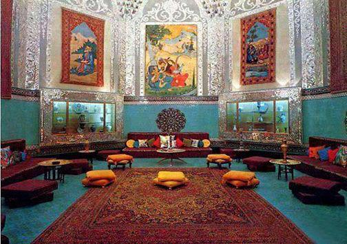 نماي داخل سفارت ايران در آمريکا در واشنگتن+عکس