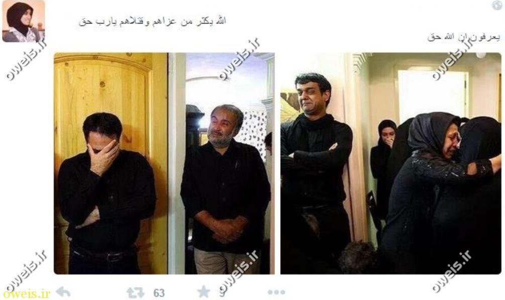 عقده گشایی تروریست ها نسبت به سردار همدانی + عکس