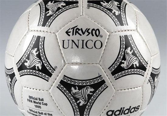 توپهای جام جهانی از ابتدا تاکنون +عکس