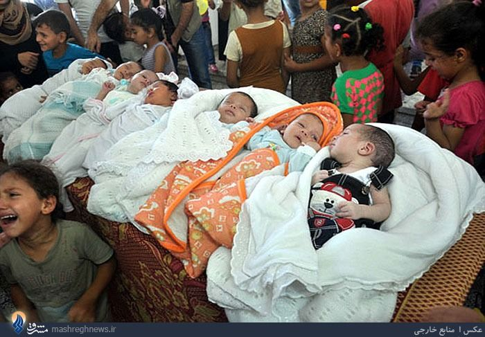 عکس/اگر نتانیاهو بفهمد اینجارا بمبباران میکند