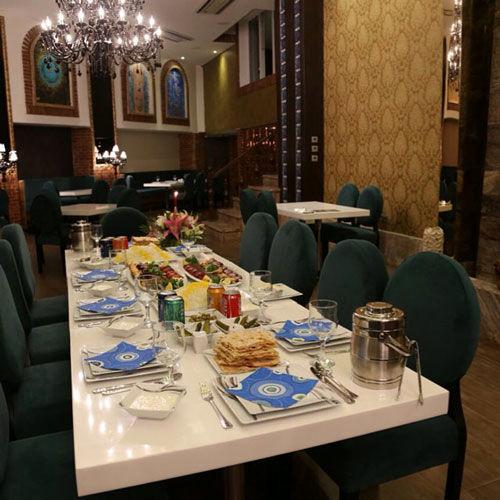 افتتاح رستوران قلعهنویی در تهران +عکس