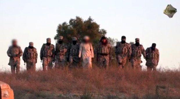 بیعت تکفیریهای مصر با تروریستهای داعش +تصاویر