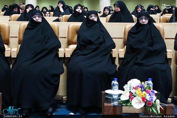 عکس/دختران امام (ره)