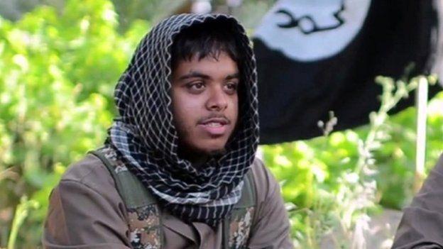 هلاکت یک داعشی انگلیسی در حمله هوایی آمریکا+تصاویر