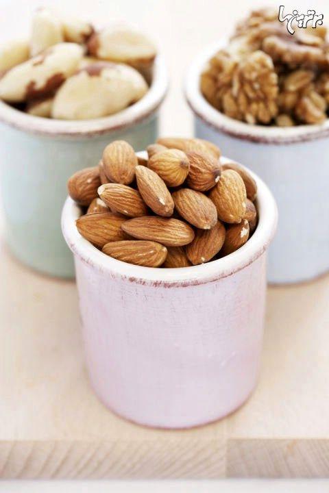 12 ماده غذایی برای داشتن شکمی تخت