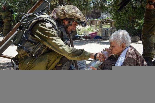 محبت و مهربانی از نوع اسراییلی